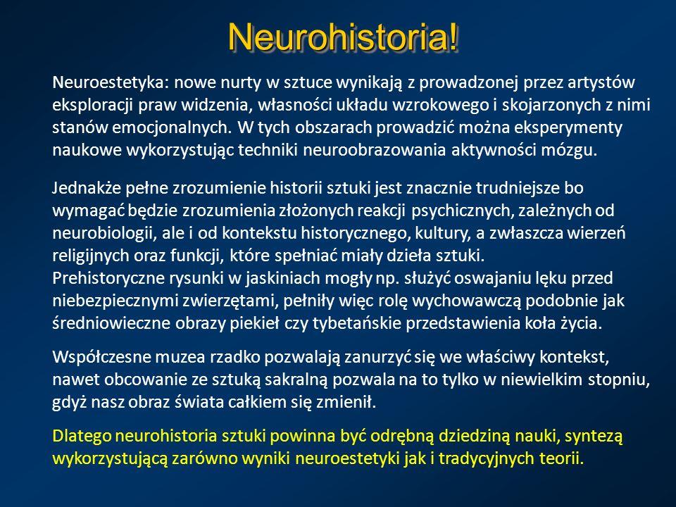 Neurohistoria!
