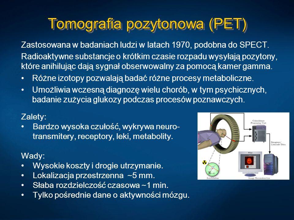 Tomografia pozytonowa (PET)