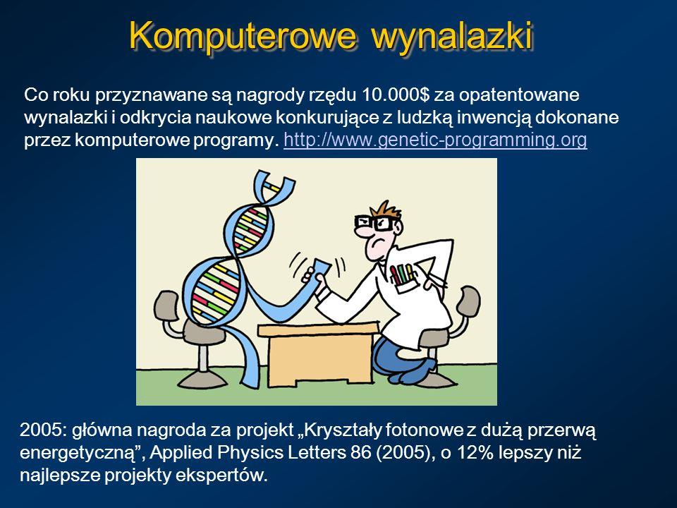 Komputerowe wynalazki