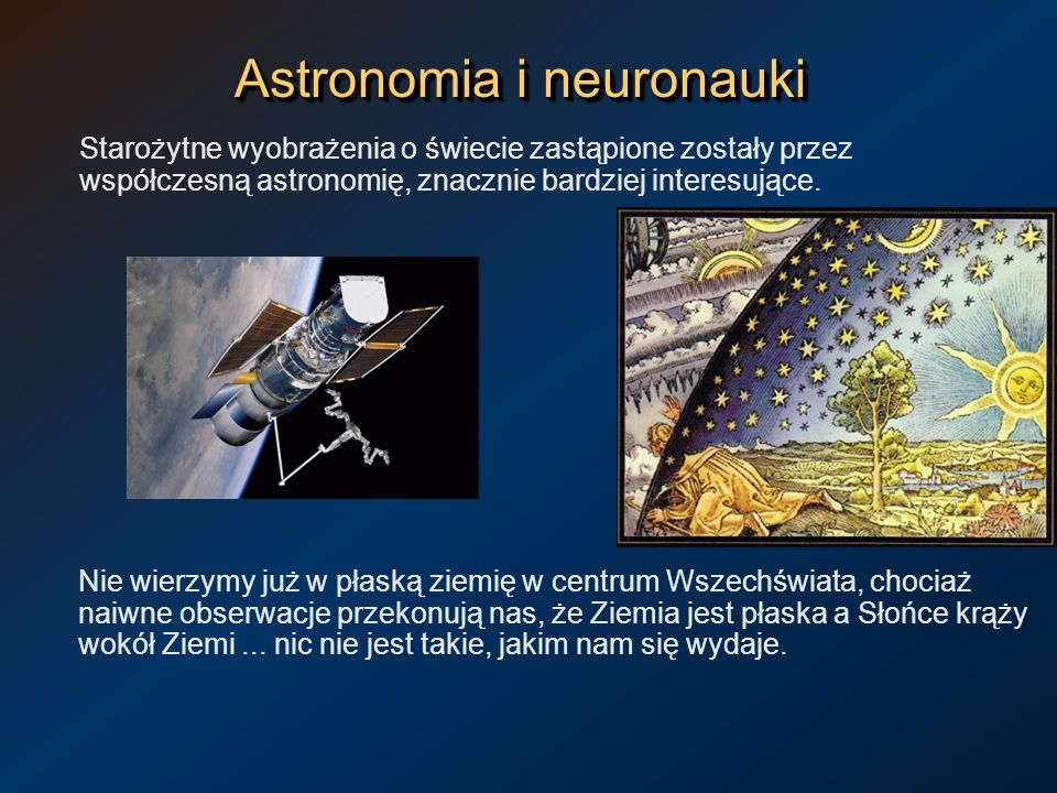 Astronomia i neuronauki