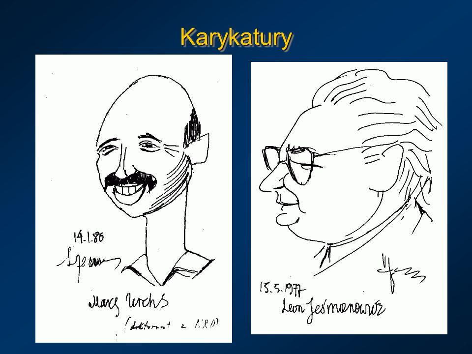 Karykatury