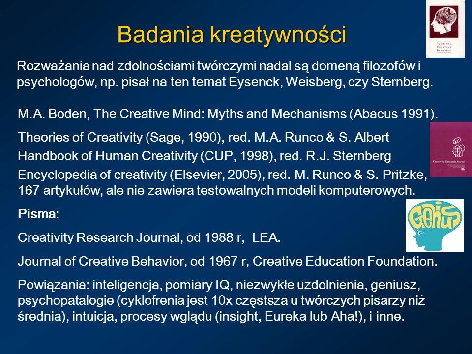 Badania kreatywności