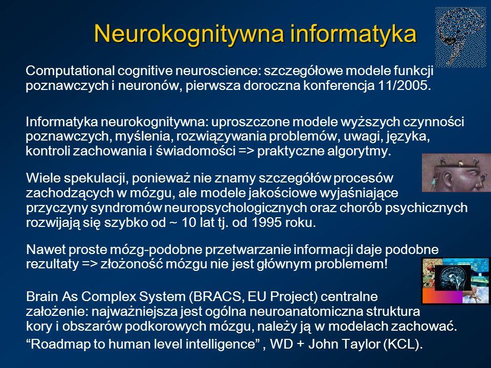 Neurokognitywna informatyka
