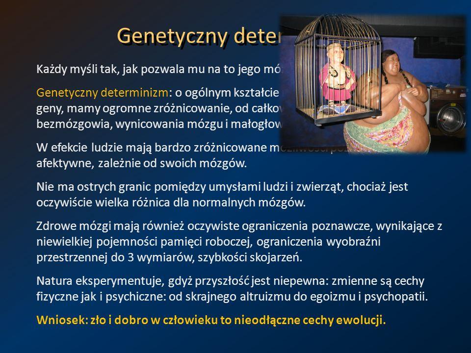 Genetyczny determinizm