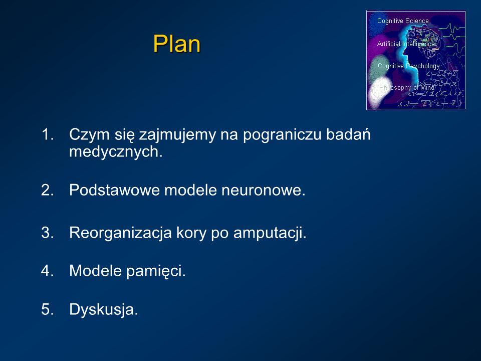 Plan Czym się zajmujemy na pograniczu badań medycznych.