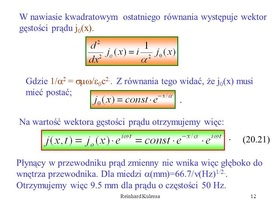 W nawiasie kwadratowym ostatniego równania występuje wektor