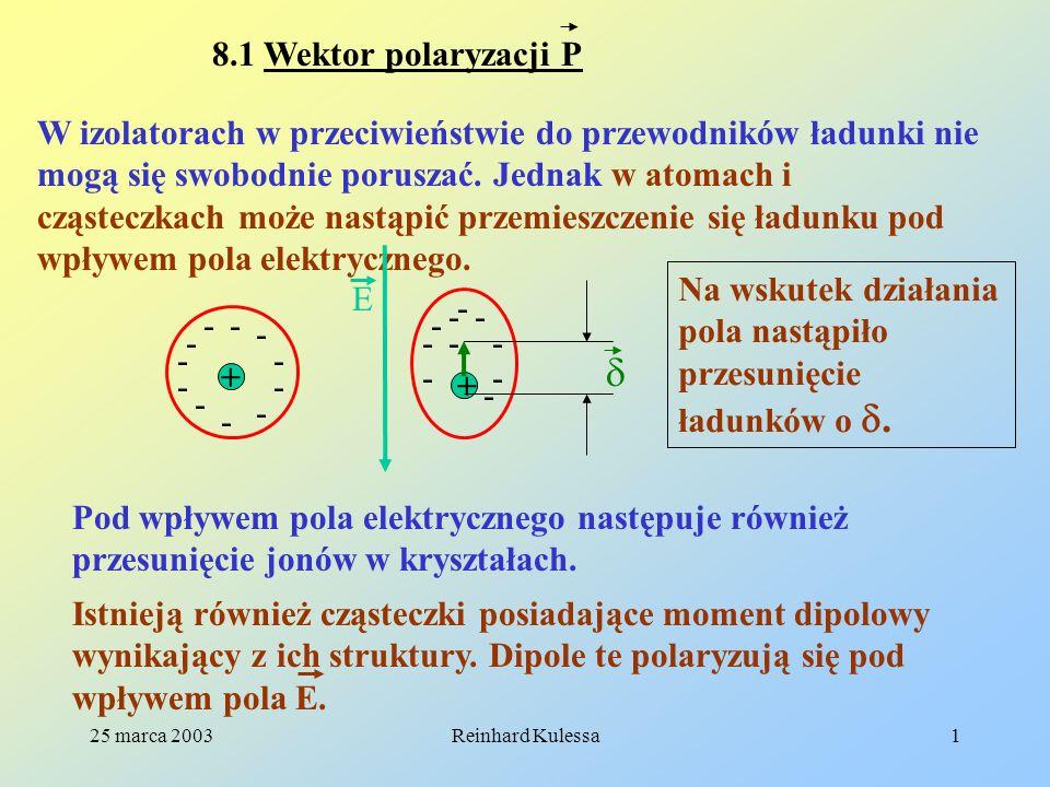 8.1 Wektor polaryzacji P