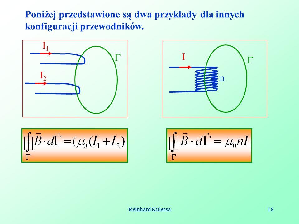 Poniżej przedstawione są dwa przykłady dla innych konfiguracji przewodników.