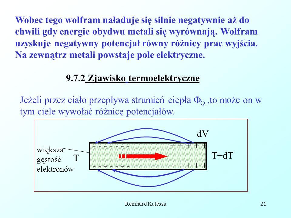 9.7.2 Zjawisko termoelektryczne