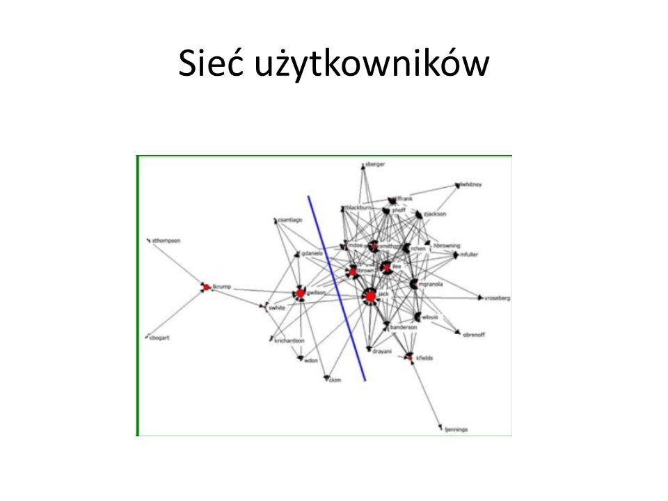 Sieć użytkowników