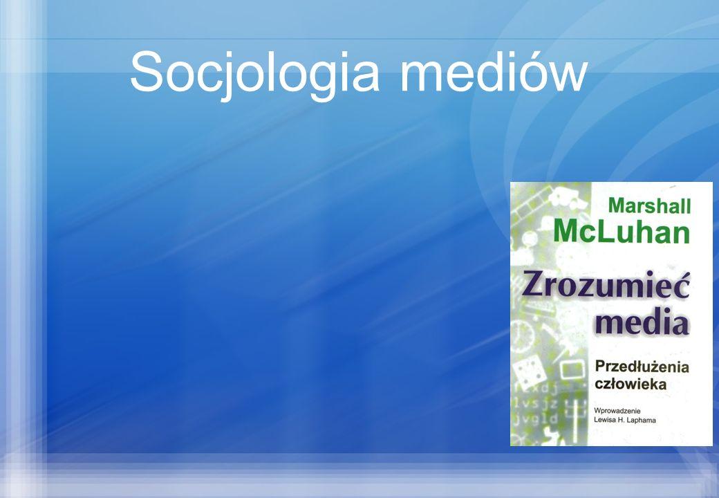Socjologia mediów