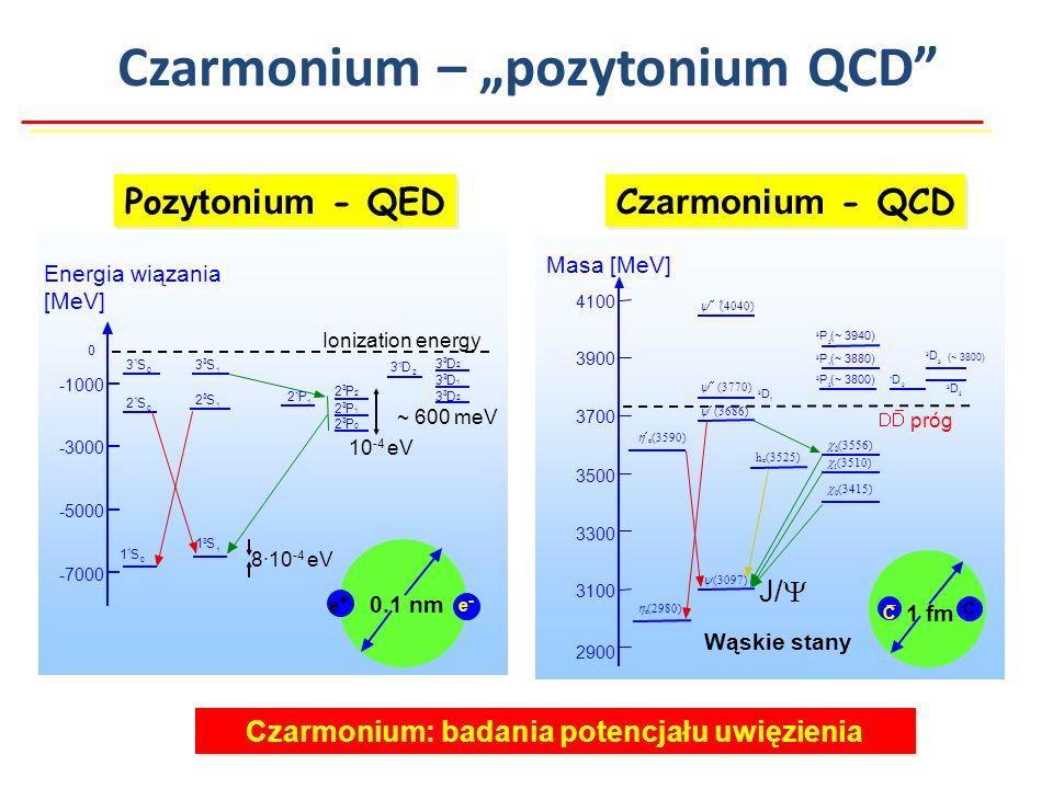 "Czarmonium – ""pozytonium QCD"