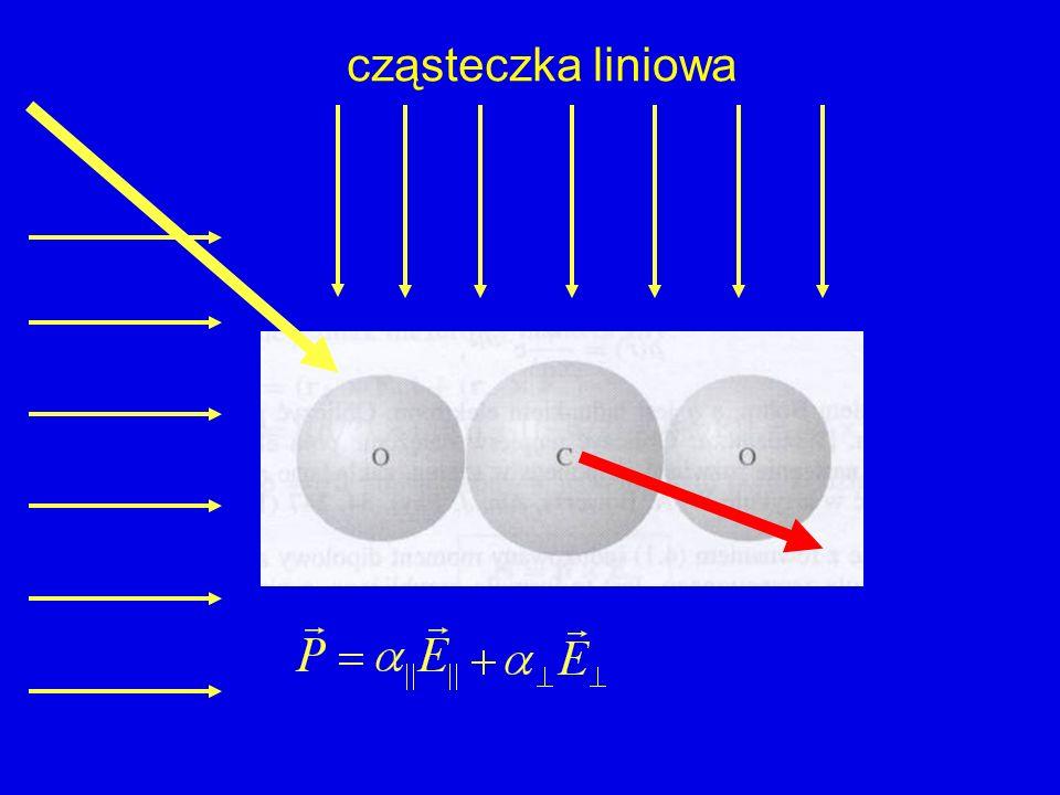 cząsteczka liniowa