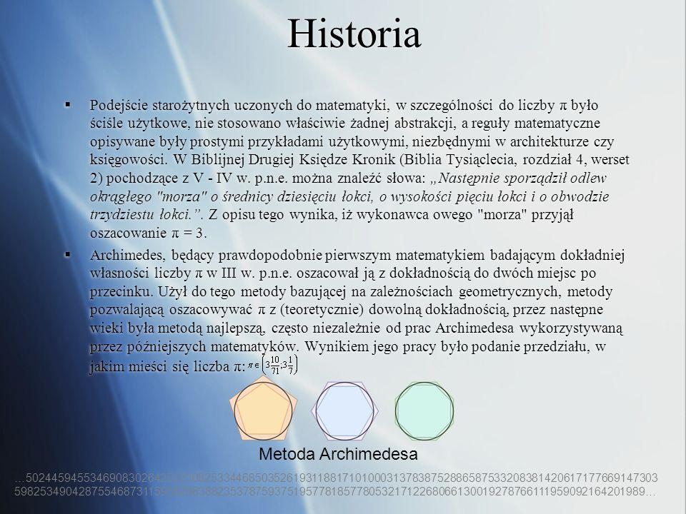 Historia Metoda Archimedesa