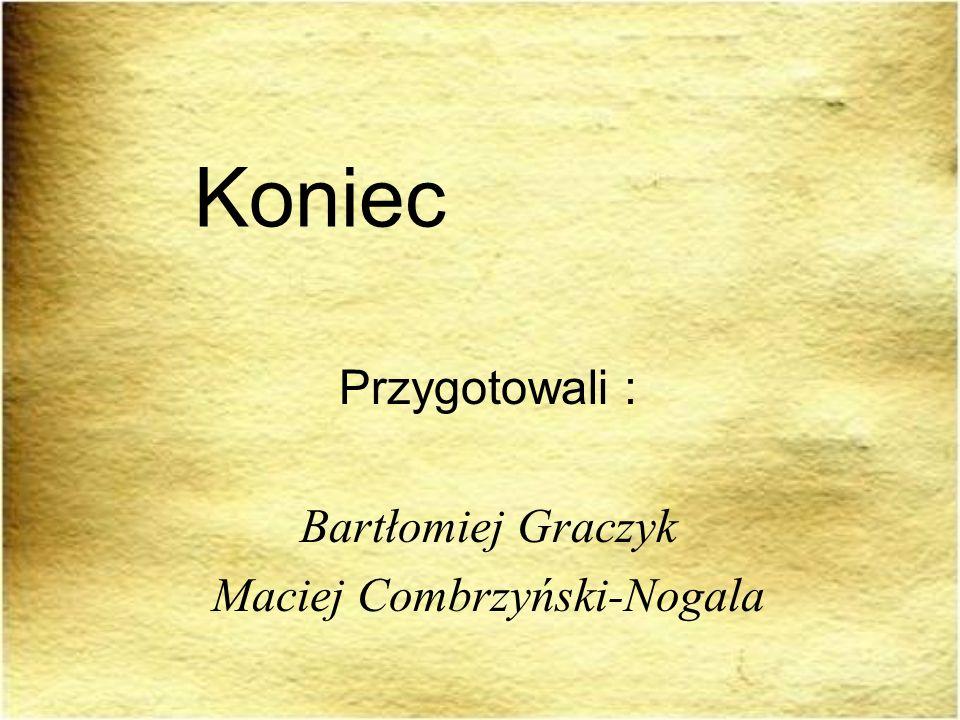 Maciej Combrzyński-Nogala