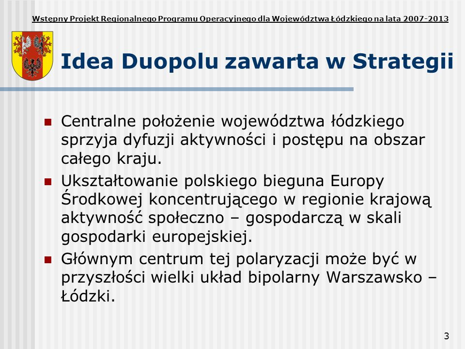 Idea Duopolu zawarta w Strategii