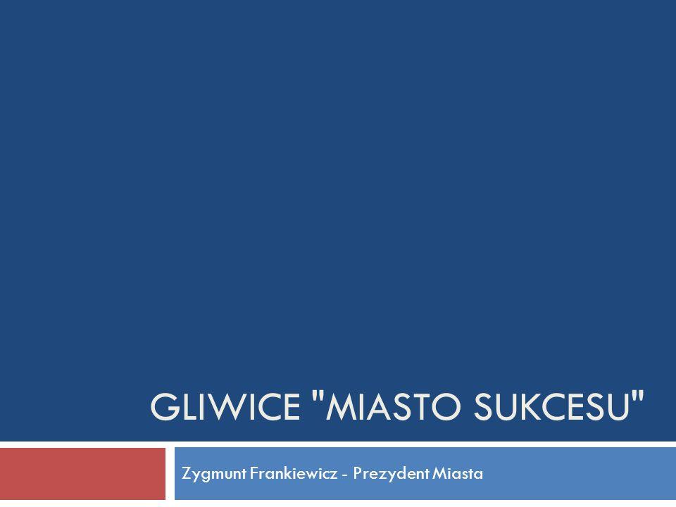 Gliwice Miasto Sukcesu