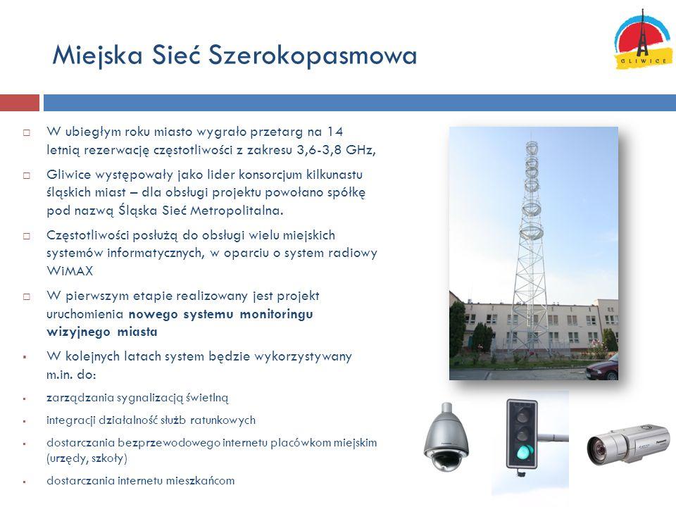 Miejska Sieć Szerokopasmowa