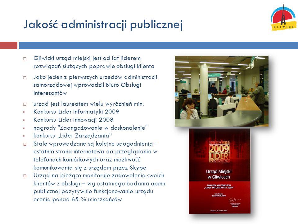 Jakość administracji publicznej