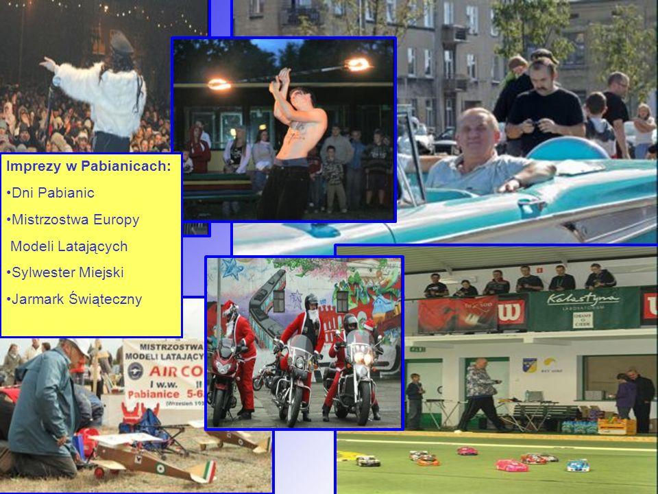 Imprezy w Pabianicach: