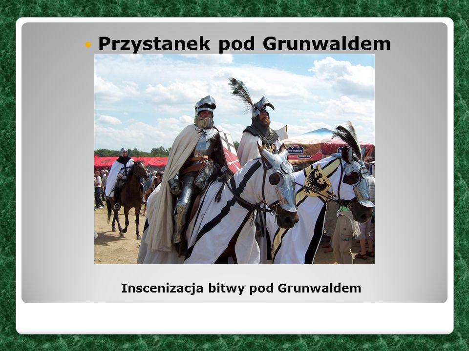 Przystanek pod Grunwaldem