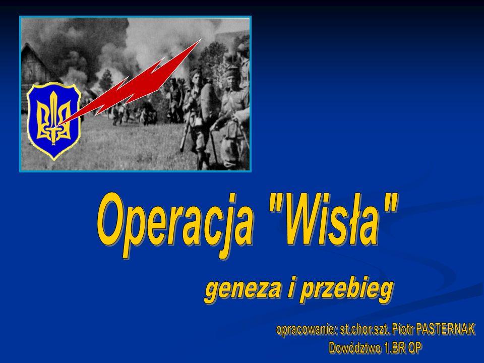 opracowanie: st.chor.szt. Piotr PASTERNAK