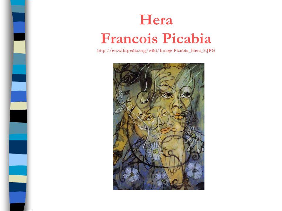 Hera Francois Picabia http://en. wikipedia