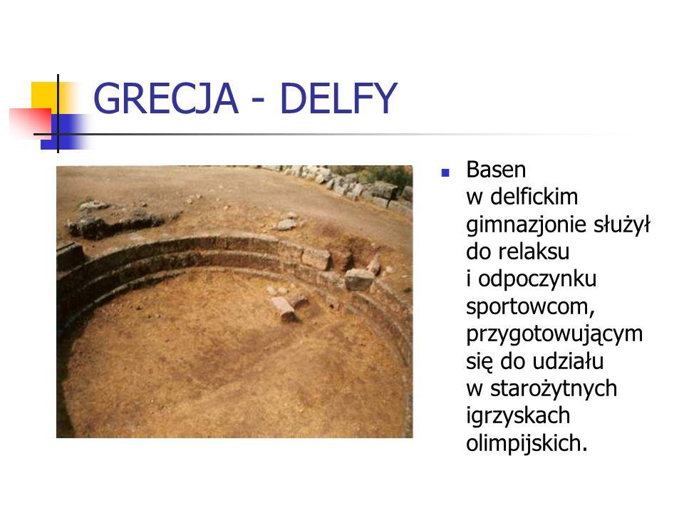 GRECJA - DELFY