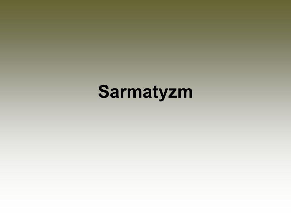 Sarmatyzm