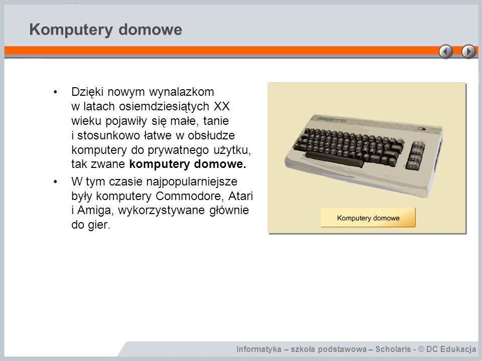 Komputery domowe