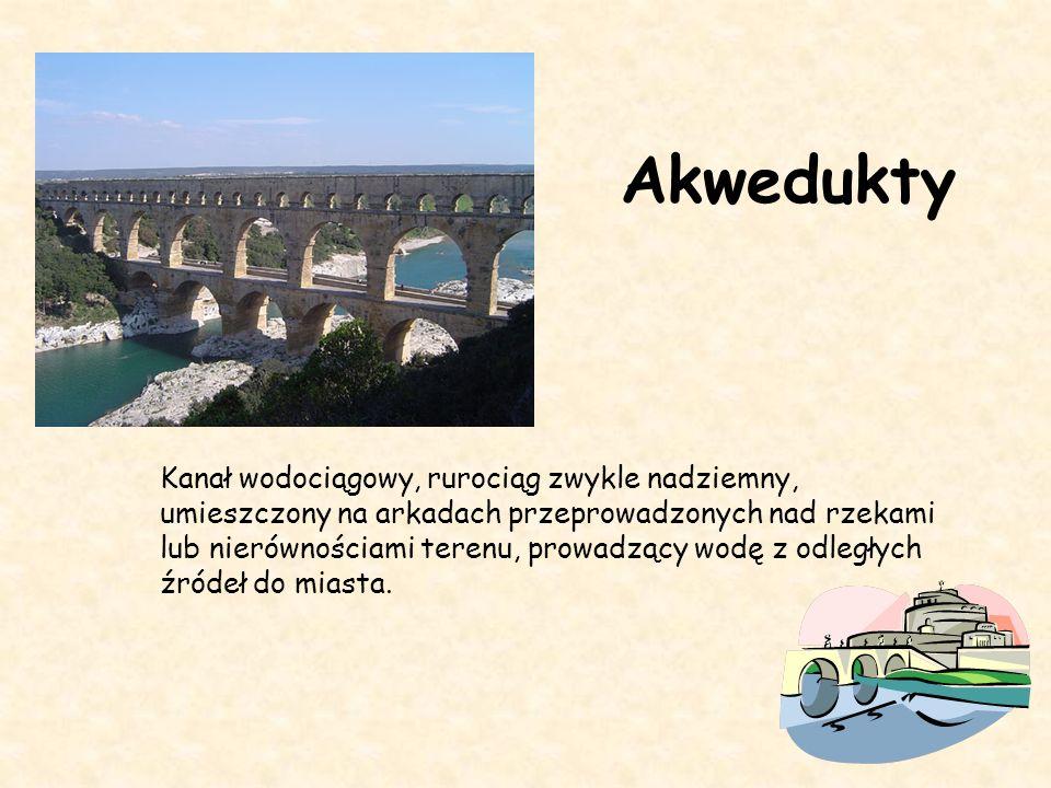Akwedukty