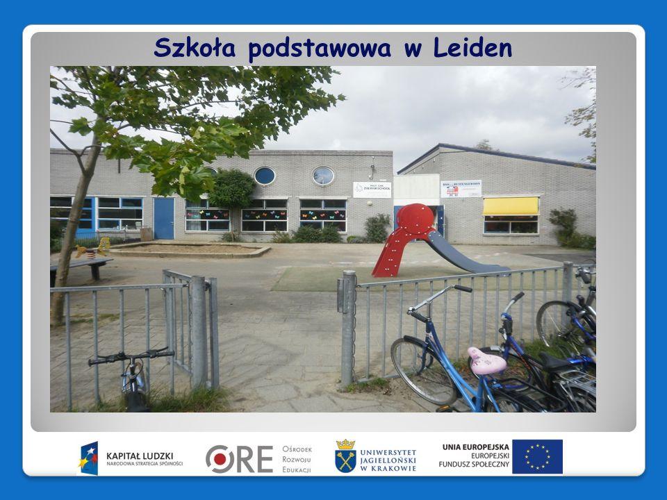 Szkoła podstawowa w Leiden