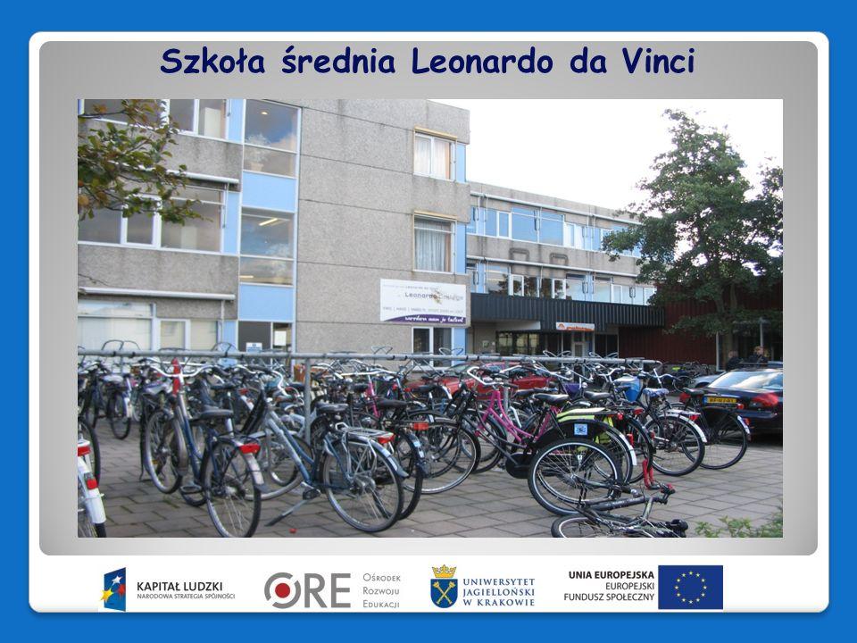 Szkoła średnia Leonardo da Vinci