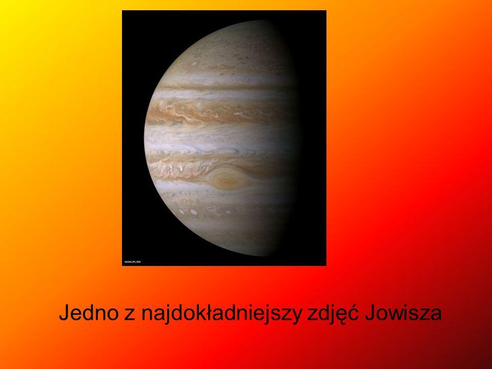 Jedno z najdokładniejszy zdjęć Jowisza