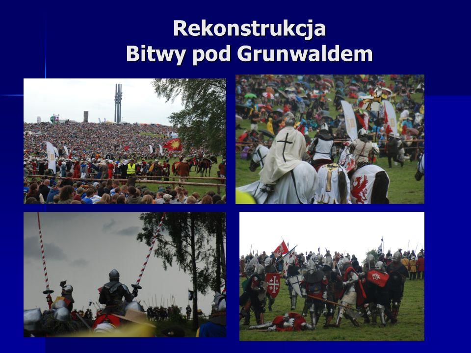 Rekonstrukcja Bitwy pod Grunwaldem