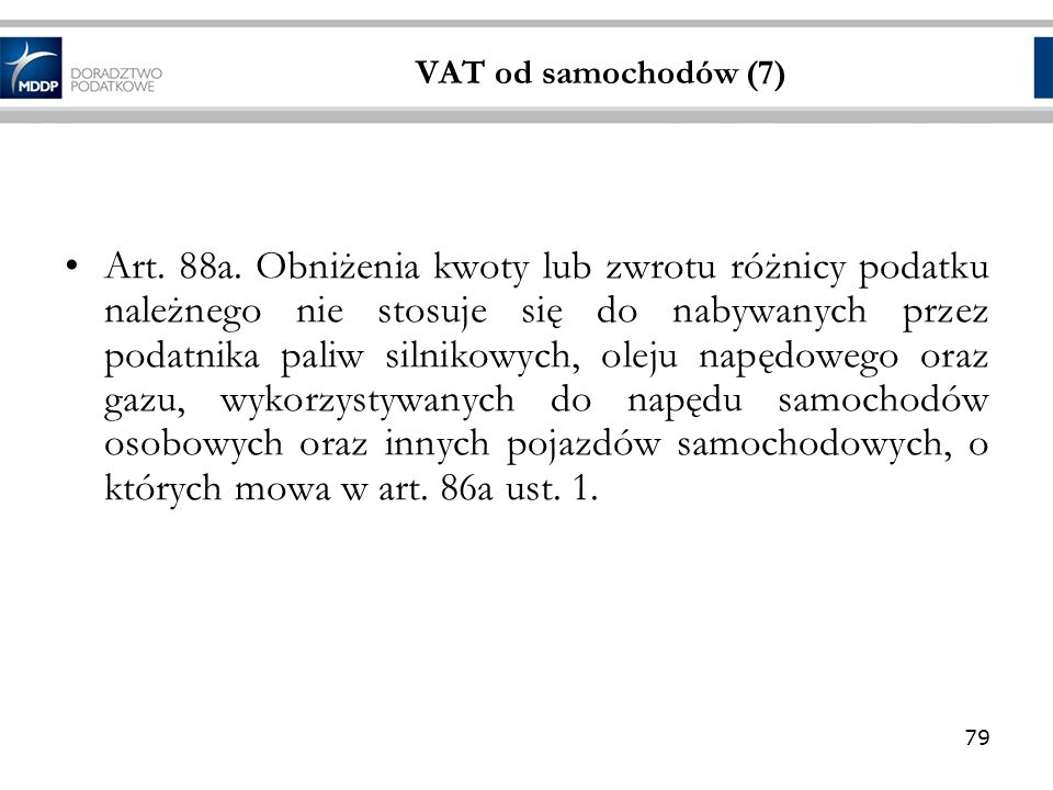 VAT od samochodów (7)