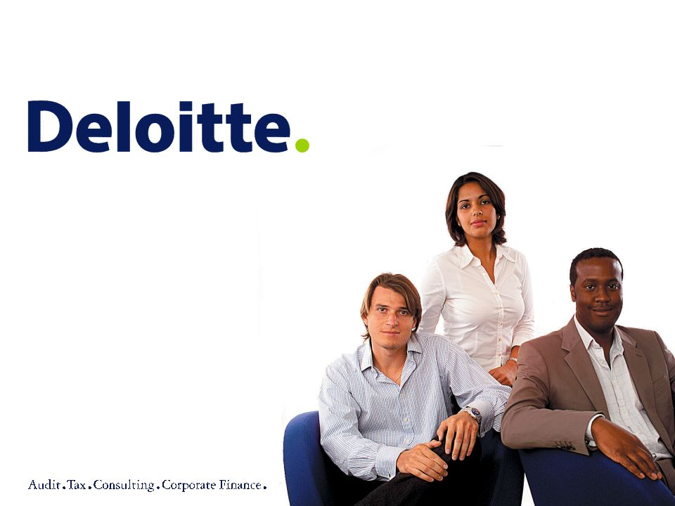 © 2004 Deloitte & Touche Doradztwo Podatkowe Sp. z o.o.
