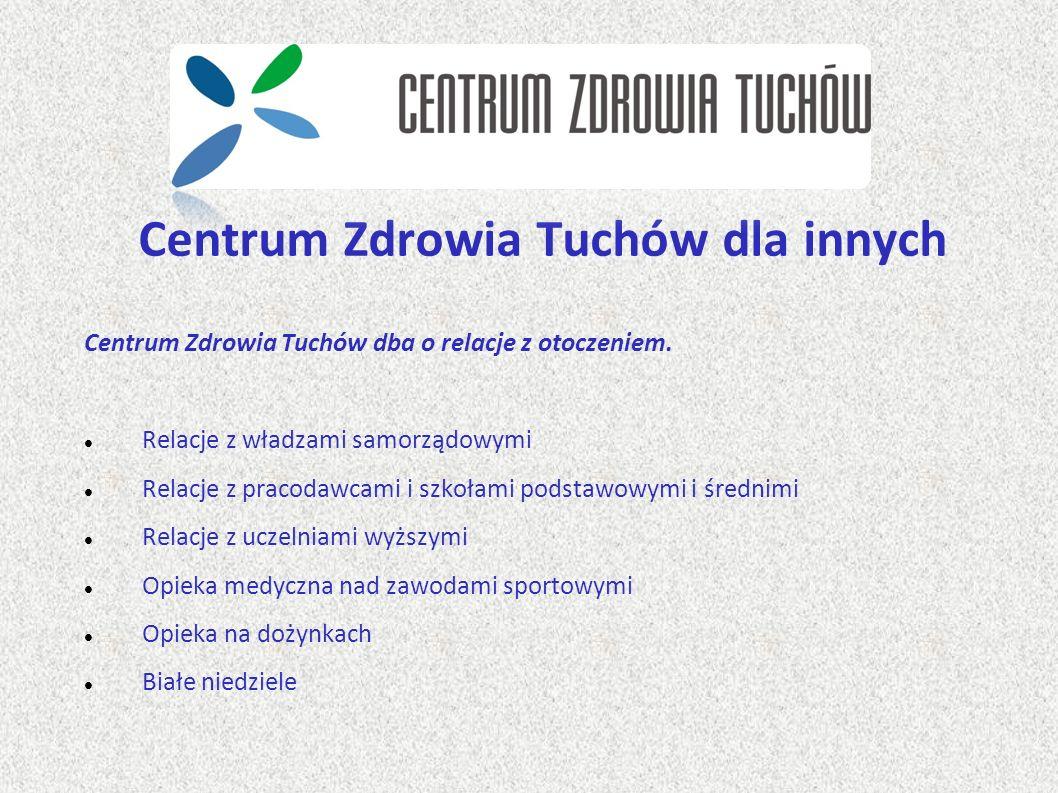 Centrum Zdrowia Tuchów dla innych