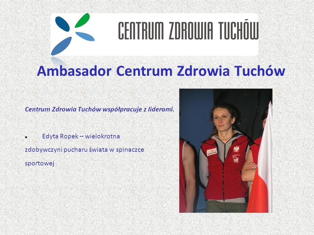 Ambasador Centrum Zdrowia Tuchów