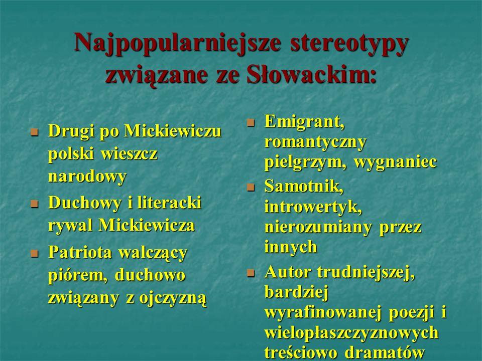Najpopularniejsze stereotypy związane ze Słowackim:
