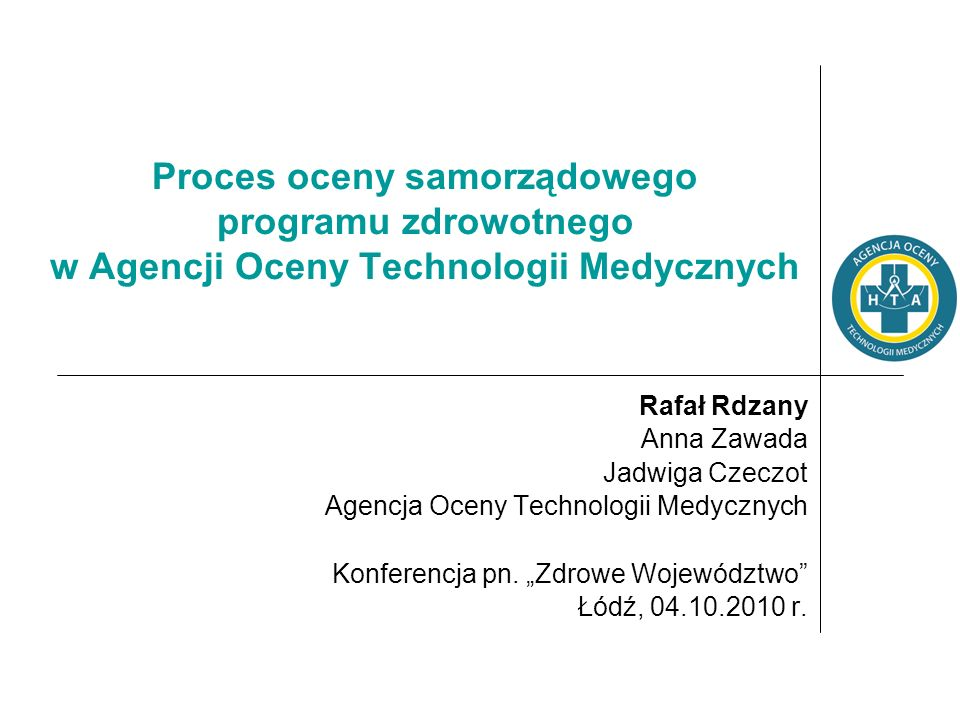 Konferencja Samorządowa CEESTAHC