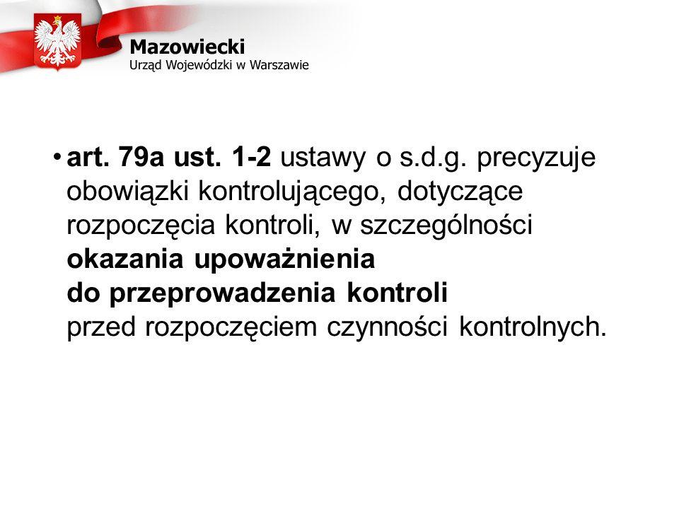 art.79a ust. 1-2 ustawy o s.d.g.
