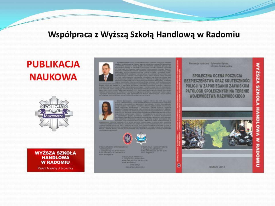 Współpraca z Wyższą Szkołą Handlową w Radomiu
