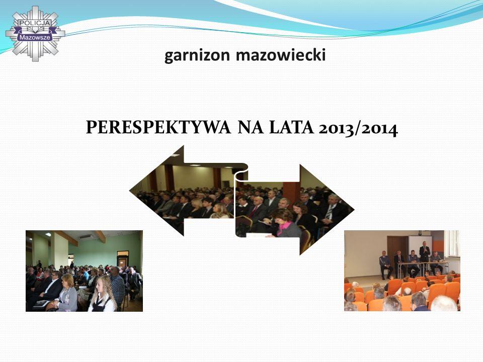 garnizon mazowiecki PERESPEKTYWA NA LATA 2013/2014