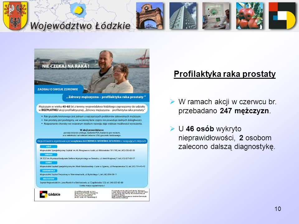 Profilaktyka raka prostaty