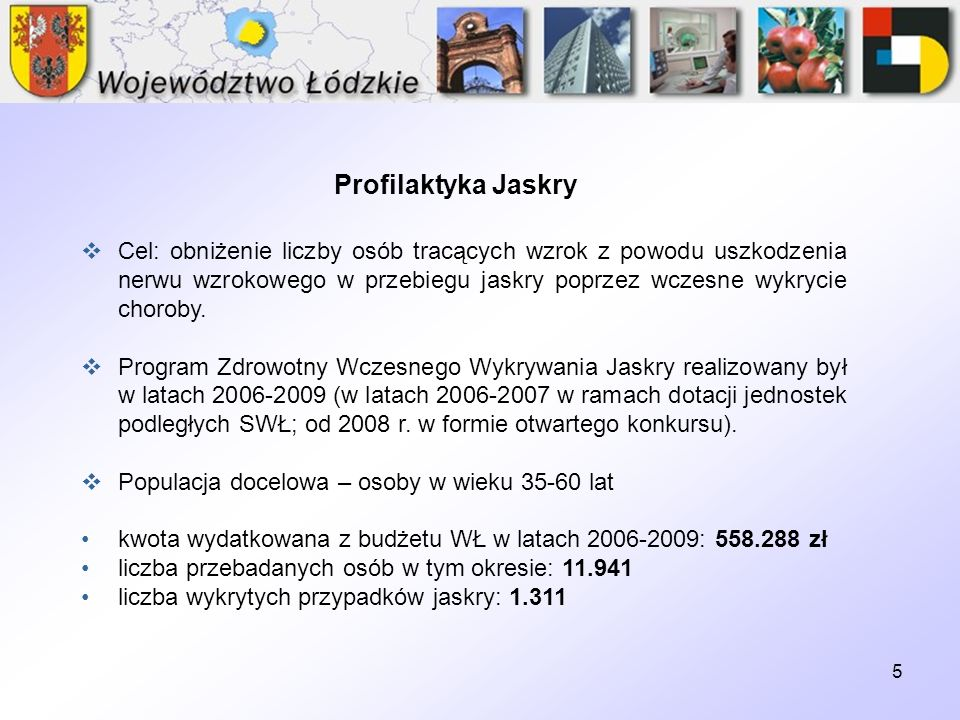 Profilaktyka Jaskry