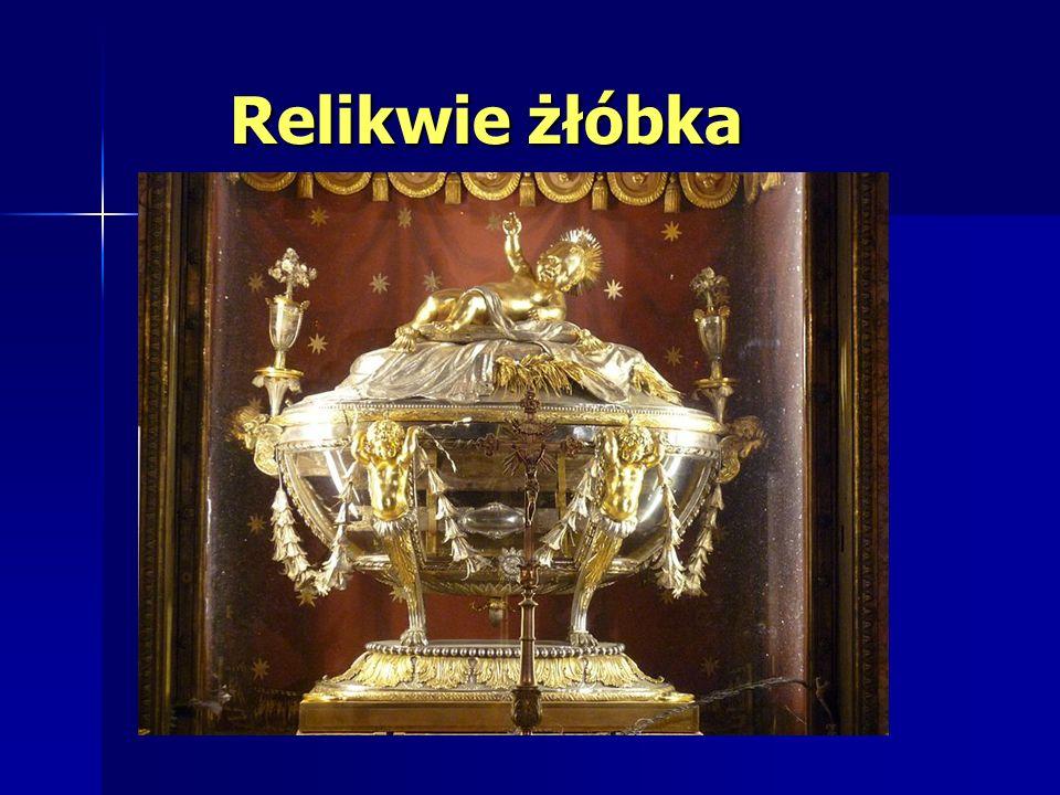 Relikwie żłóbka