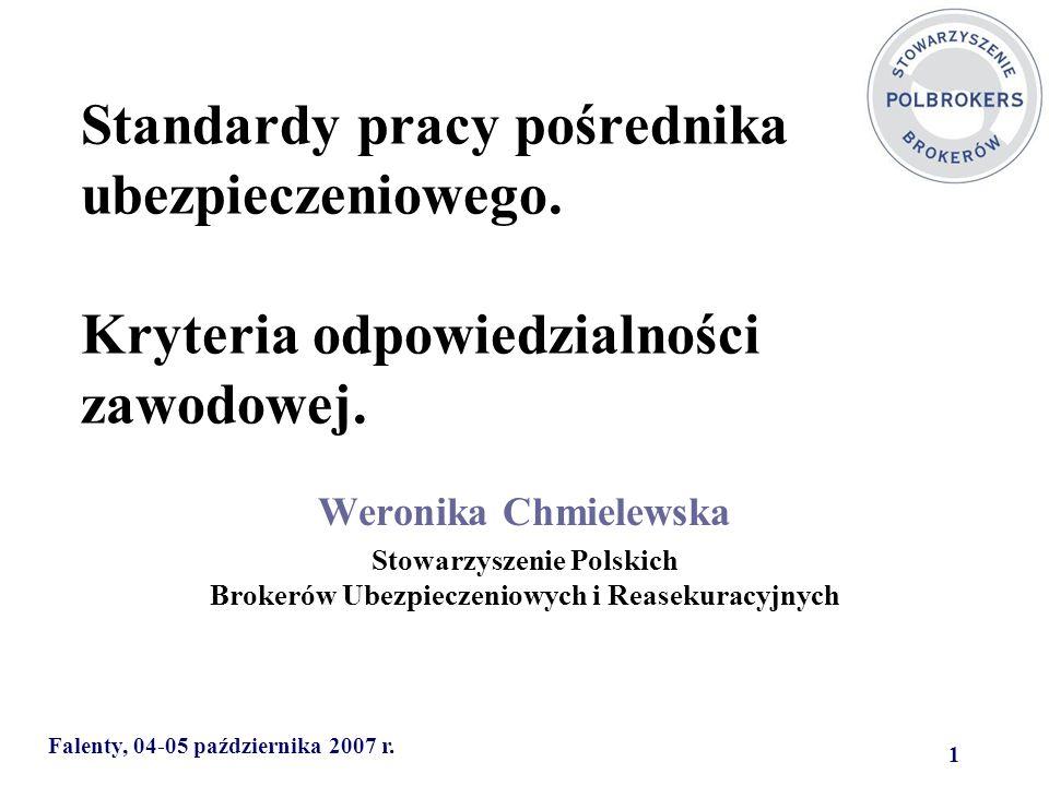 Stowarzyszenie Polskich Brokerów Ubezpieczeniowych i Reasekuracyjnych