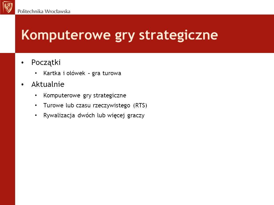 Komputerowe gry strategiczne