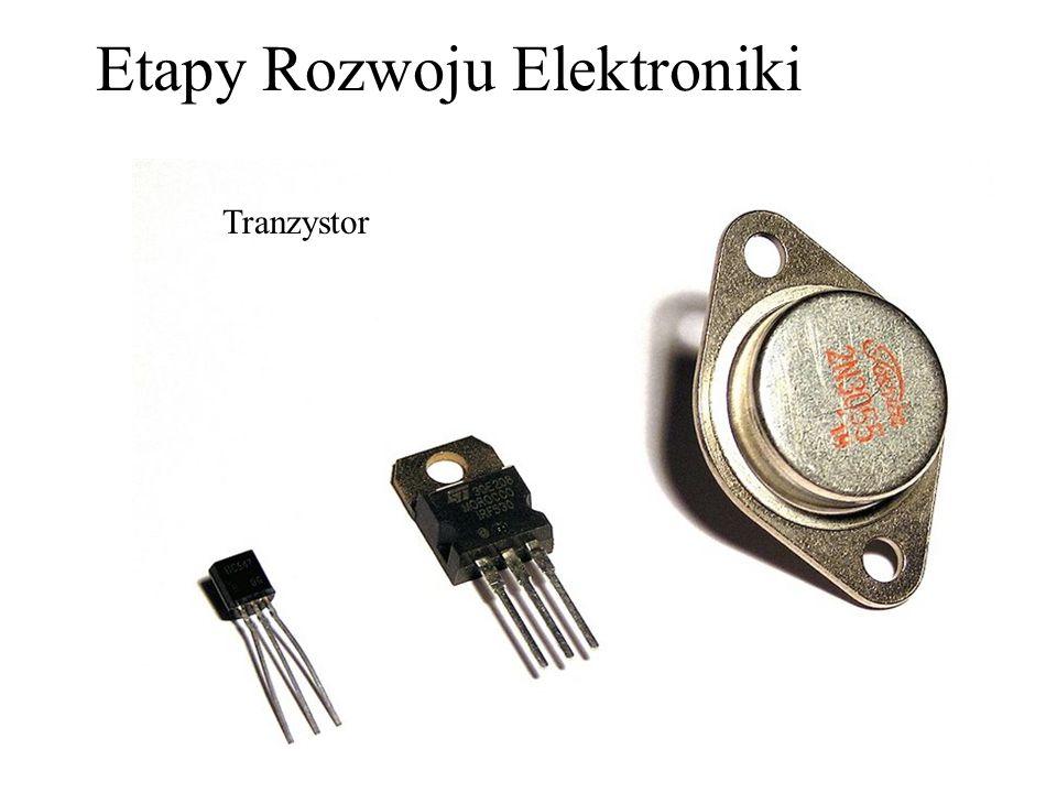 Etapy Rozwoju Elektroniki